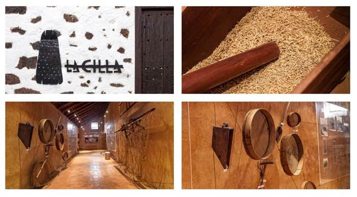 La Cilla de La Oliva - Museo del Grano