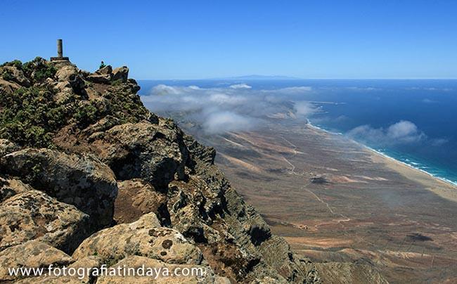 El Pico de la Zarza.
