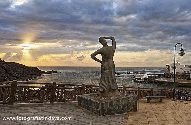 Escultura, Monumento al pescador