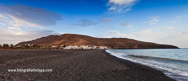 Playa de Giniginámar,
