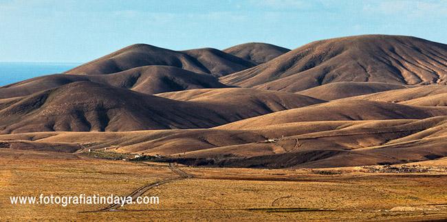 La degradación del suelo en Fuerteventura
