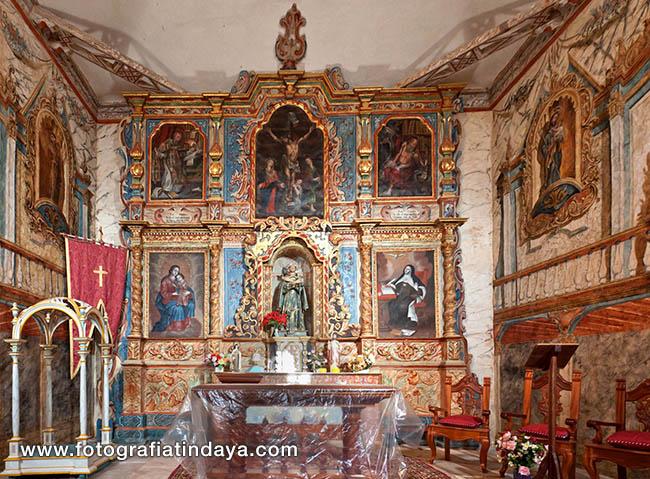 San Pedro de Alcántara de La Ampuyenta