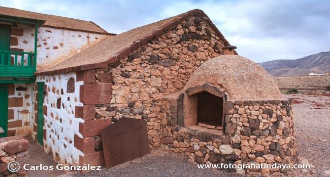 Horno tradicional - Ecomuseo la Alcogida