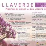 Fiestas de San Vicente Ferrer - Villaverde