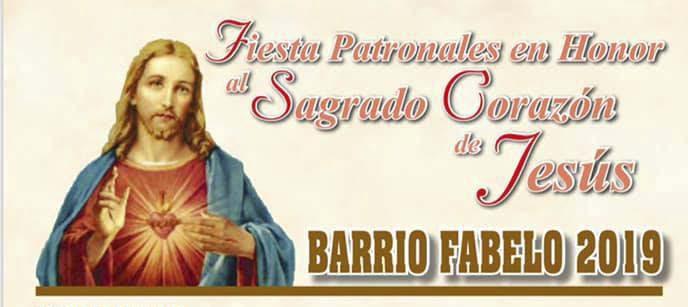 FIESTAS DEL BARRIO FABELO 2019