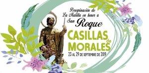 Peregrinación de La Matilla en honor a San Roque @ Casillas de Morales (Antigua)