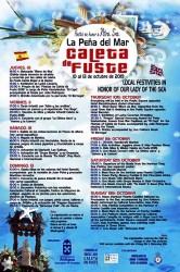 Fiestas en honor a Ntra. Sra. La Peña del Mar @ Caleta de Fuste (Antigua)