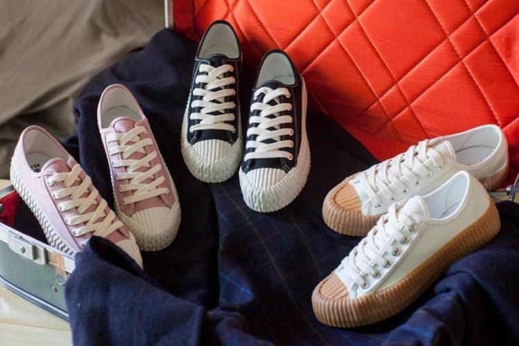 台灣製造品質保證!富發牌硫化鞋系列暢銷單品【休閒百搭餅乾鞋】