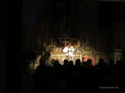 Celso Machado in der Jugendkirche Hamm 1