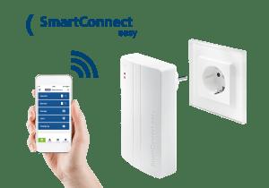 SmartConnectEasy wanddoos