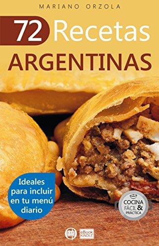 72 receitas argentinas livro