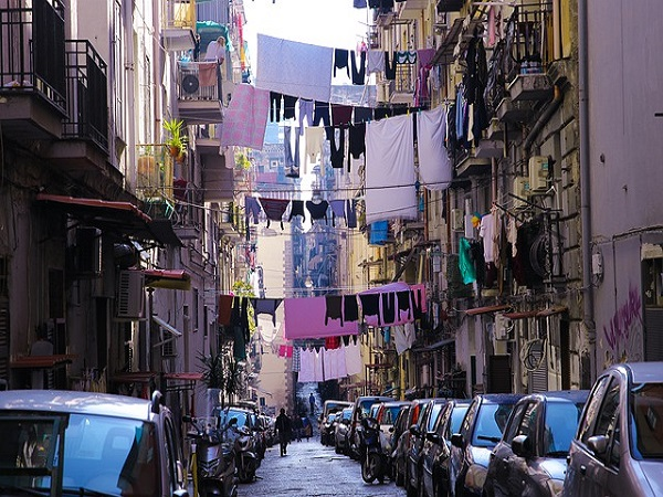 Aprenda gestos típicos de Nápoles