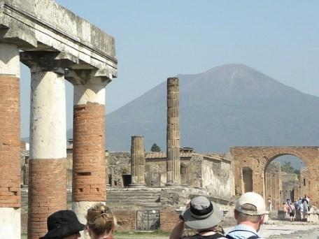 Curisoidades sobre pompeia italia