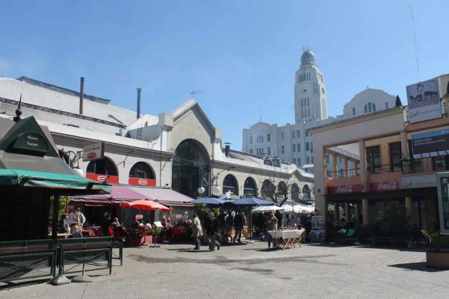 Mercado del Puerto Montevidéu