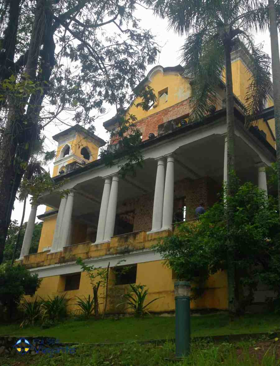Santa Teresa - Parque das Ruínas