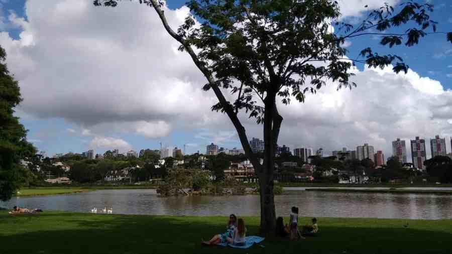 Curitiba - Parque Barigui
