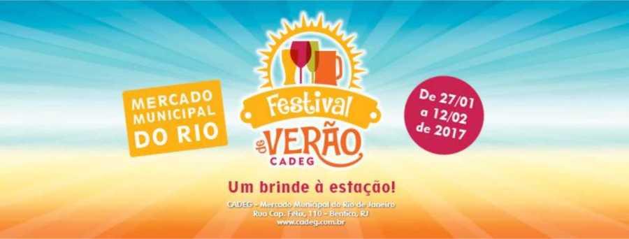 Festival de Verão CADEG