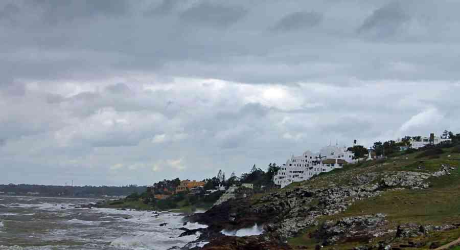 Museu Casapueblo - Mirador de Punta Ballena