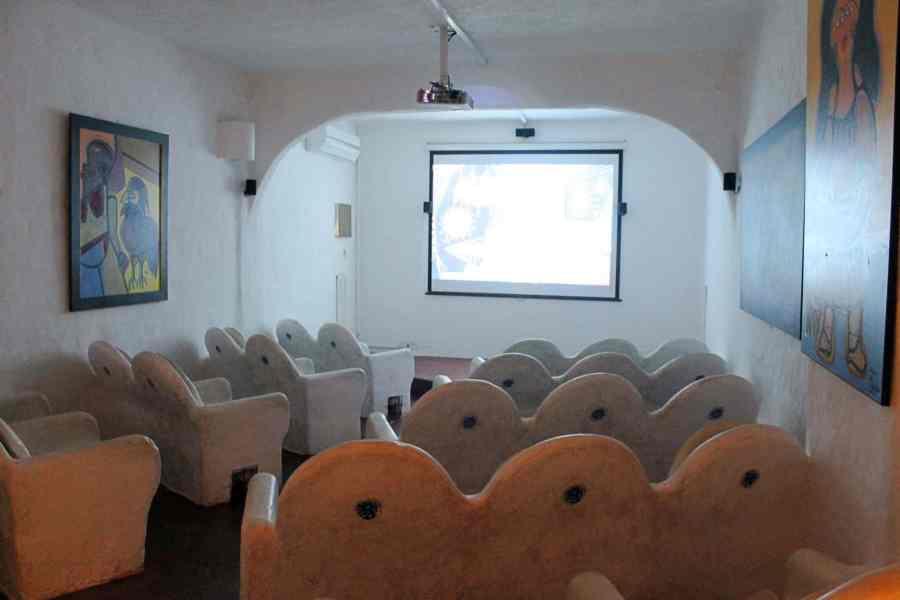 Casapueblo - Sala de Projeção