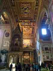 Igrejas de Roma - Basílica de Latrão