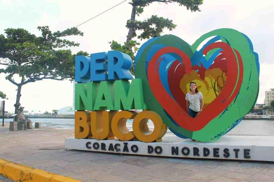 Recife, Cais da Alfândega.