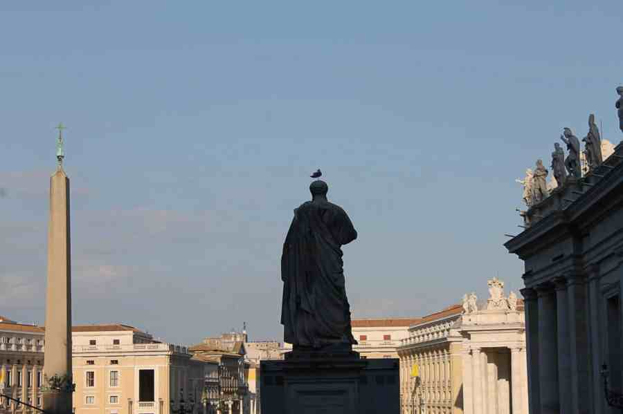Roteiro de um dia no Vaticano