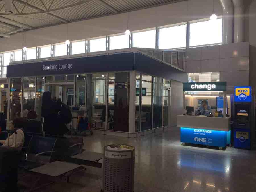 Aeroporto de Atenas - guia do viajante