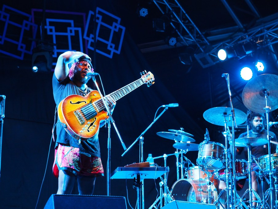 Thundercat (MARK THOMPSON PHOTO)