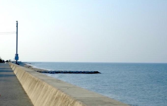 大淀ムーンビーチキャンプ場|徒歩1分で海