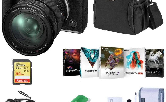 Trade in your DSLR and get £200 off a Fujifilm X-T1 or X-E2 CSC