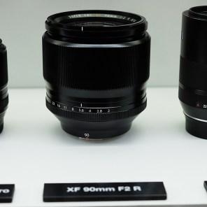 FUJINON XF90mmF2