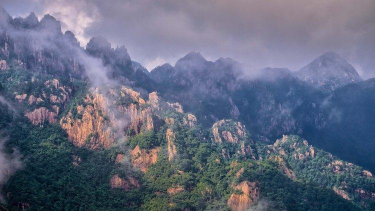 China - Yellow Mountains