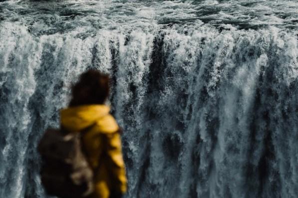 Dettifoss Vatnaj+Âkull National Park and Akureyri - Stuart Dudleston - 3889