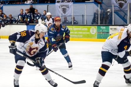 Sports Photography as a Spectator - Ice Hockey