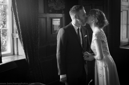 Silent shutter of X100s during intimate wedding