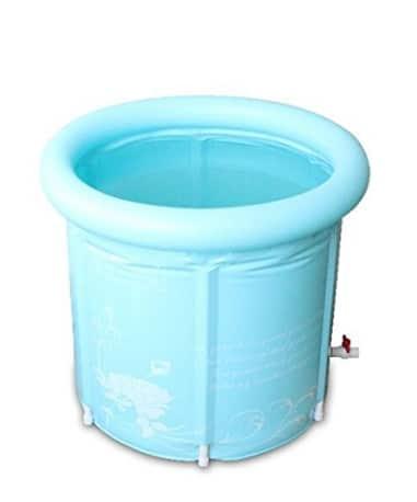 折畳み浴槽 ビニール製 ダブルサイズ