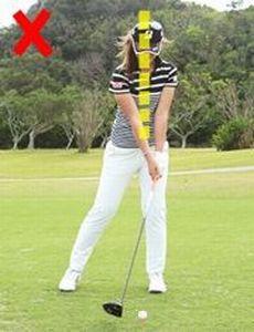 左頬と右足かかとを意識2