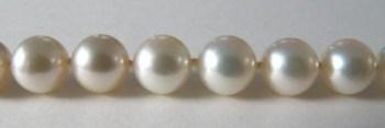 真珠のメンテナンス〜①パールネックレスの7つの自己診断法