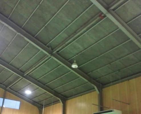 そして、天井が高い。
