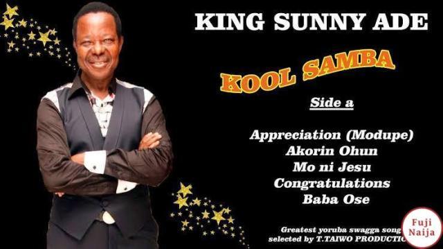 King Sunny Ade – Appreciation