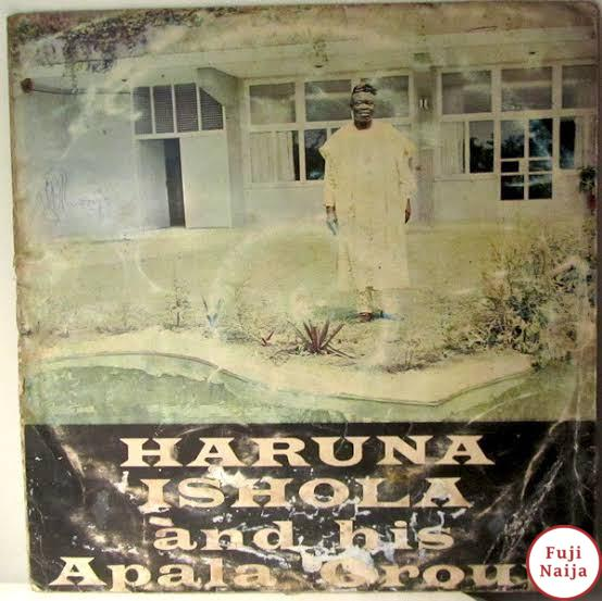 Haruna Ishola – Ori Eni Lawure
