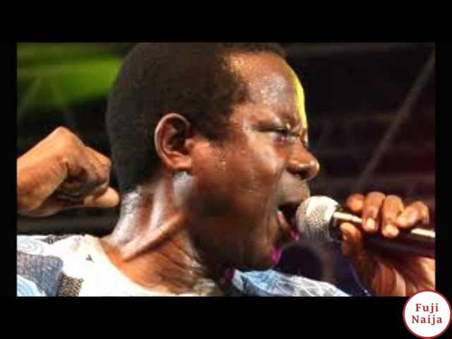 King Sunny Ade – Malanu Makorin Ma Fi Gboluwa Ga