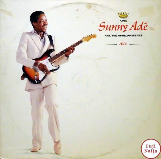 Sunny Ade Ni'Bi Lekeleke Gbe Nfo'So