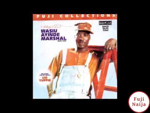 Wasiu Ayinde – Fuji Collections