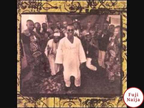 Wasiu Ayinde K1 – The Ultimate Fuji Garbage Music Party Nigeria Talazo