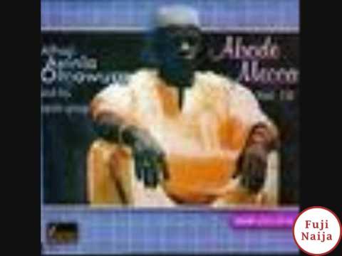 Ayinla Omowura - Anwi Ele O Gbo
