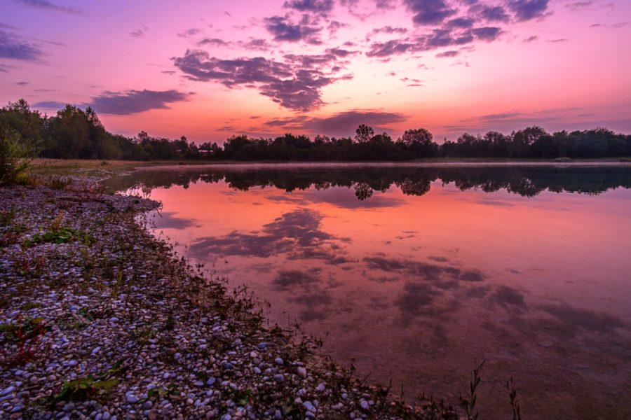 Vor dem Sonnenaufgang | Fujifilm | X-T1 | 12mm