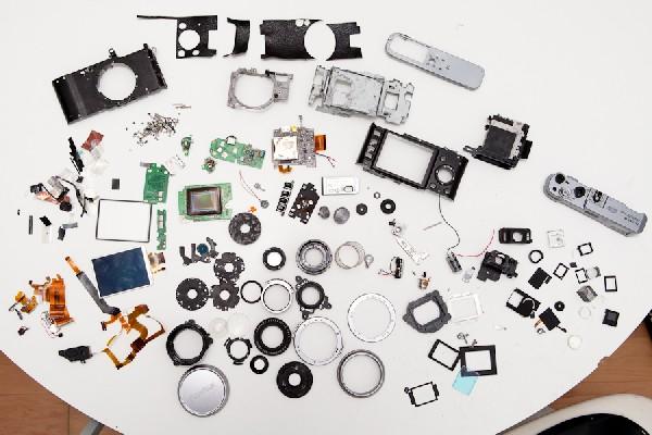 Desensamblaje de la Fujifilm X100