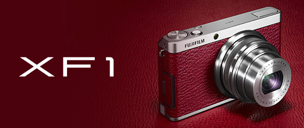 Fuji XF1 en rojo