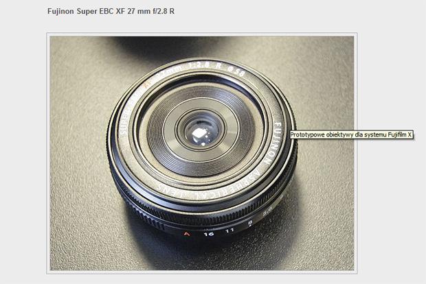 fujinon 27mm f/2.8